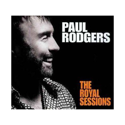 Paul Rodgers - Royal Sessions (CD) - image 1 of 1