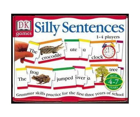 Silly Sentences (Hardcover) - image 1 of 1