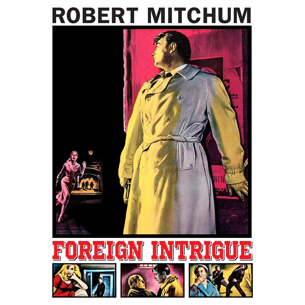 Foreign Intrigue (Dvd), Movies