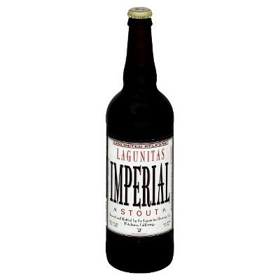 Lagunitas Imperial Stout Beer - 22 fl oz Bottle