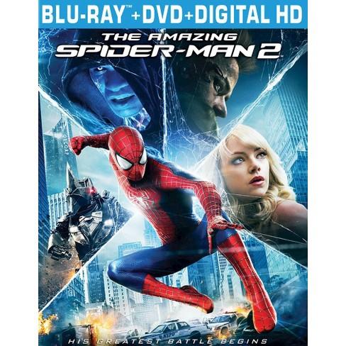 The Amazing Spider-Man 2 (Blu-ray + DVD + Digital) - image 1 of 1