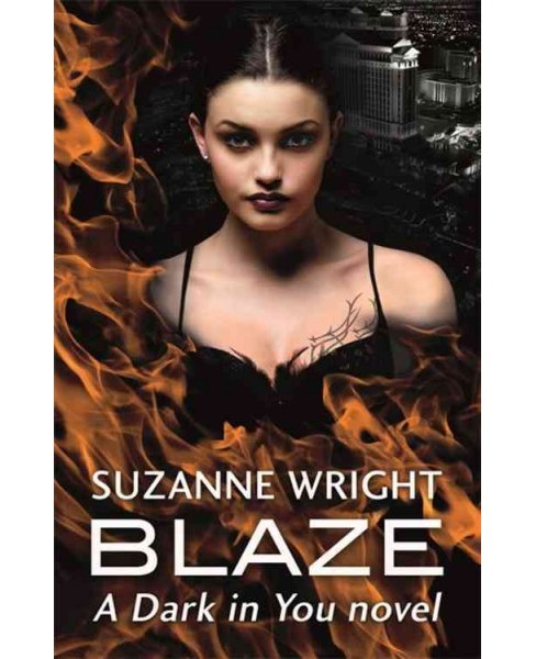 Blaze (Paperback) (Suzanne Wright) - image 1 of 1