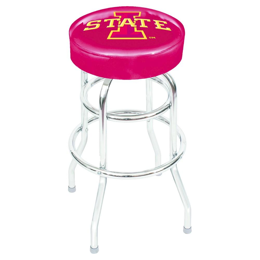 NCAA Imperial Iowa State Cyclones Chrome Bar Stool