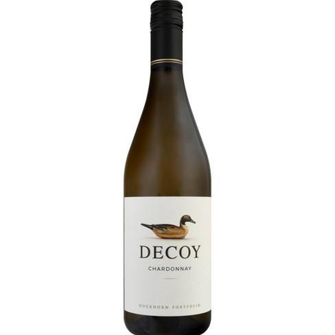 Decoy Chardonnay White Wine - 750ml Bottle - image 1 of 1