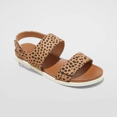 Women's Natalie Easy Closure Strap Sport Sandals - Universal Thread™