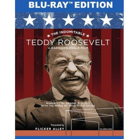 The Indomitable Teddy Roosevelt (Blu-ray) - image 1 of 1