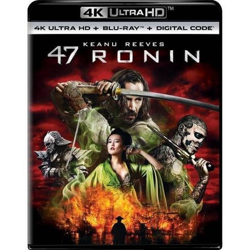 47 Ronin 4k Uhd Target
