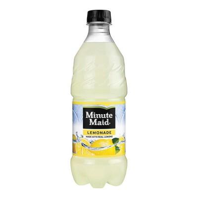 Minute Maid Lemonade - 20 fl oz Bottle