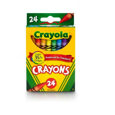 Crayola® Crayons 24ct - image 1 of 3