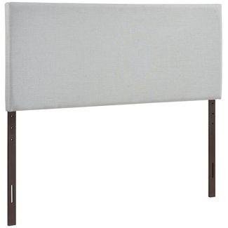Region King Upholstered Headboard Ivory - Modway