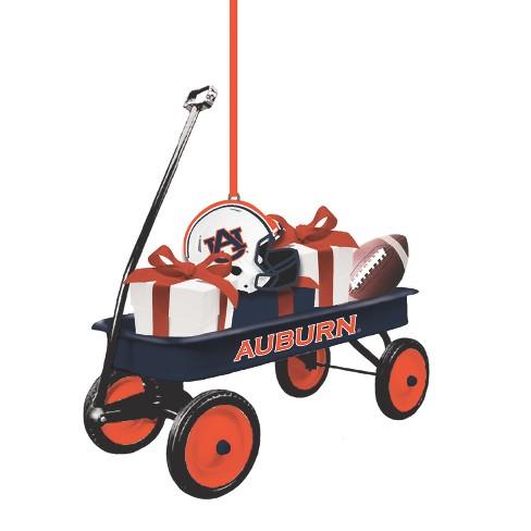 Team Sports America Auburn Team Wagon Ornament