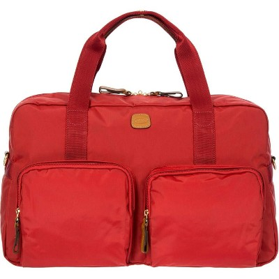Bric's - X-Bag Carry On Boarding Duffle Bags W/ Pockets