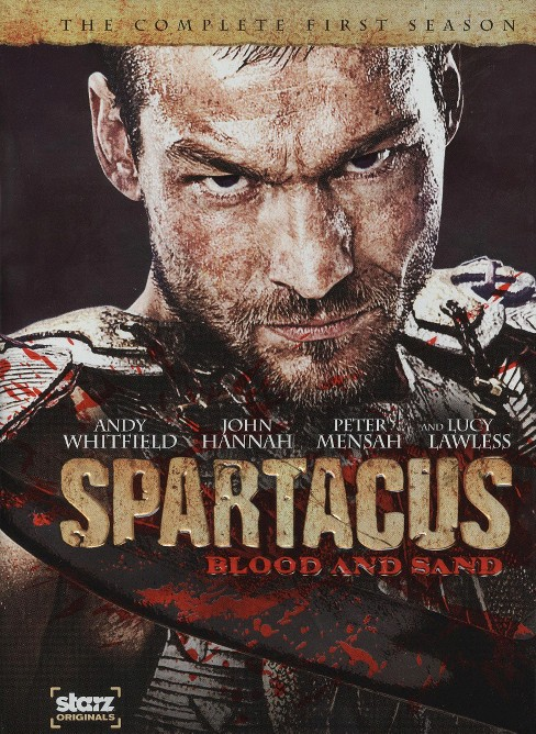 Spartacus: Blood & Sand - image 1 of 1