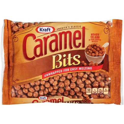 Kraft Premium Caramel Bits - 11oz - image 1 of 4