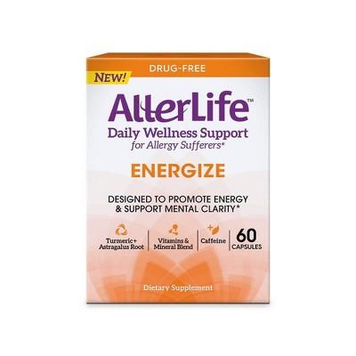 AllerLife Energize Capsule - 60ct