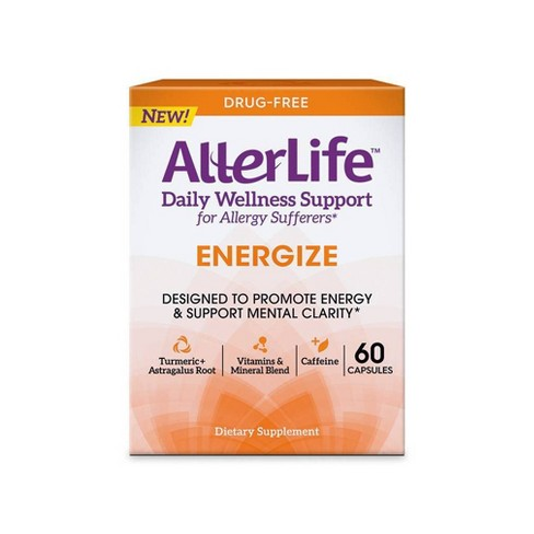 AllerLife Energize Capsule - 60ct - image 1 of 4