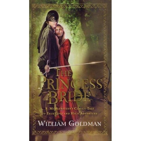 The Princess Bride - by  William Goldman (Hardcover) - image 1 of 1