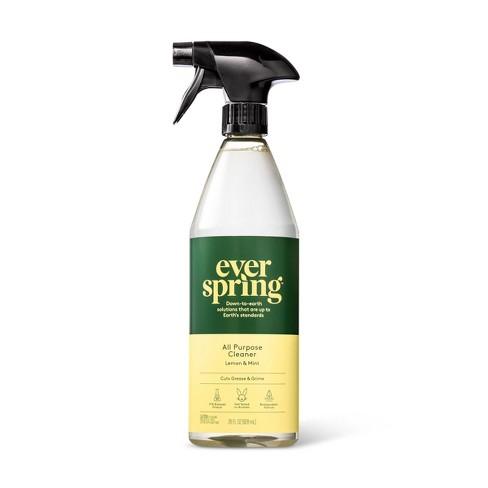 Lemon & Mint All Purpose Cleaner - 28 fl oz - Everspring™ - image 1 of 3