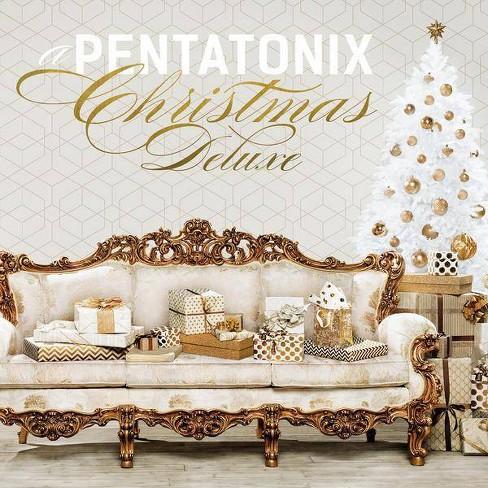 Pentatonix - A Pentatonix Christmas Deluxe (CD) - image 1 of 1