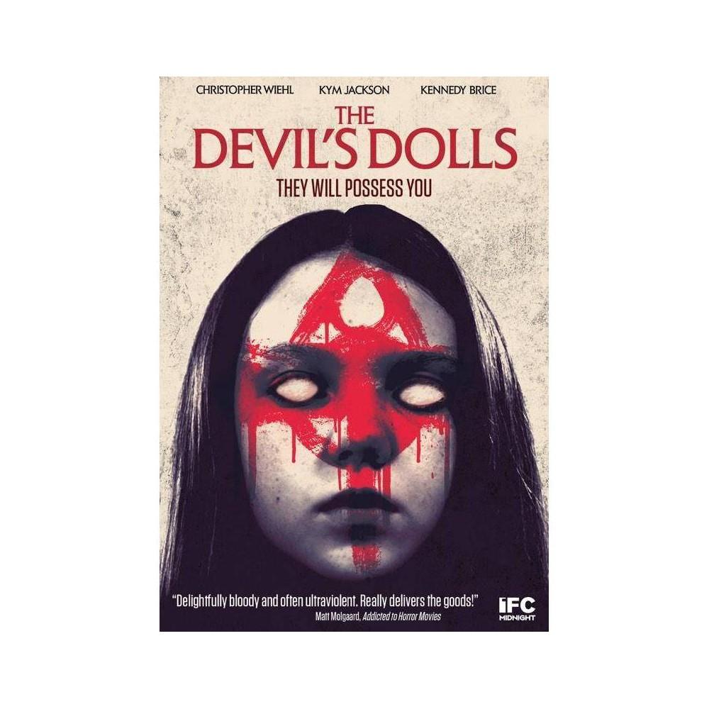 The Devil S Dolls Dvd 2016