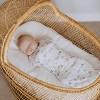 aden+anais essentials newborn Swaddle Wrap 0-3 Months - image 4 of 4