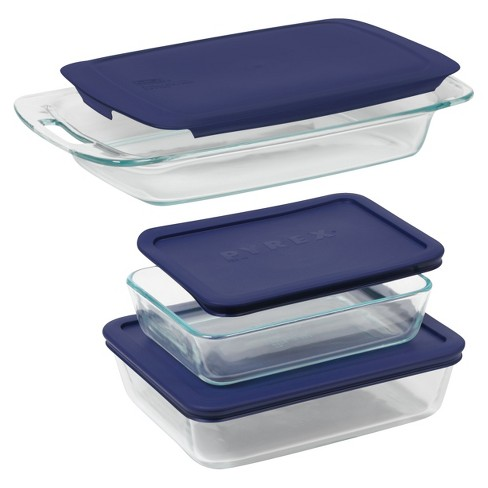 Pyrex 6pc Bake and Store Set - image 1 of 1
