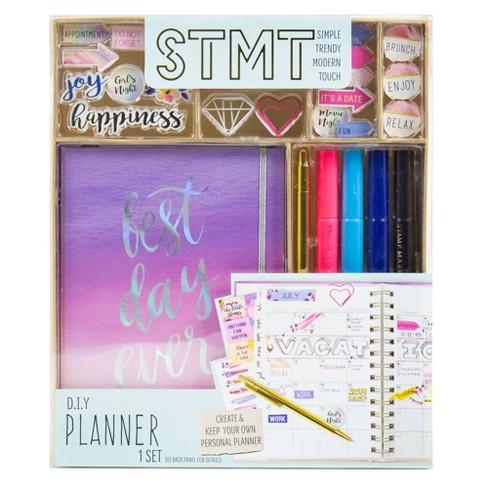 STMT D.I.Y. Planner Set - image 1 of 4