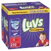 Luvs Disposable Diapers Giant Pack - (Select Size) - image 3 of 4