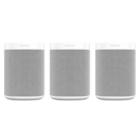 Smart Speaker with Alexa Voice Control Sonos Two Room Set with Sonos One Gen 2