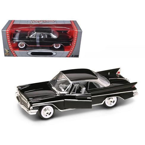 1961 Desoto Adventurer Black 1/18 Diecast Model Car by Road Signature - image 1 of 1