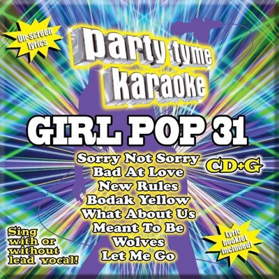 Party Tyme Karaoke - Party Tyme Karaoke - Girl Pop 31 (8+8-song CD+G)