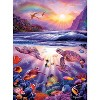 Buffalo Games Marine Color: Turtle Bay Puzzle 1000pc - image 4 of 4