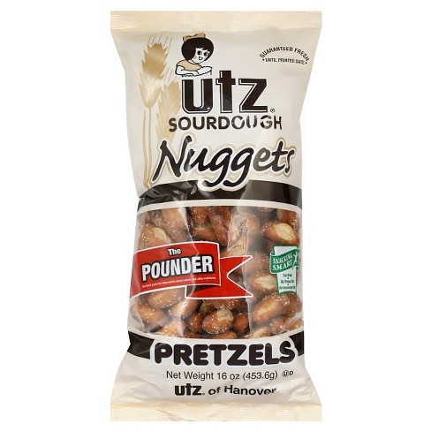 Utz Sourdough Nuggets Pretzels - 16oz - image 1 of 1