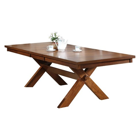 Apollo Dining Table - Walnut - Acme - image 1 of 1