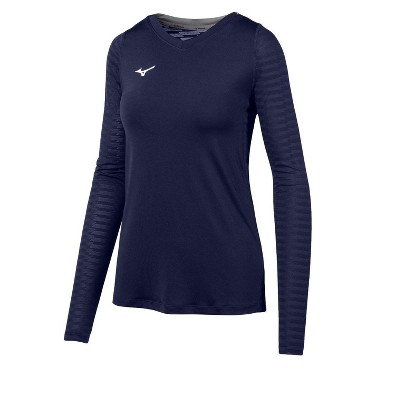 Mizuno Women's United Long Sleeve Volleyball Jersey