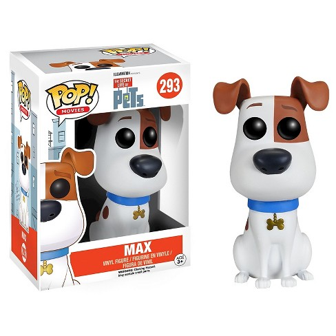 Funko POP! Movies: Secret Life of Pets Max - image 1 of 1