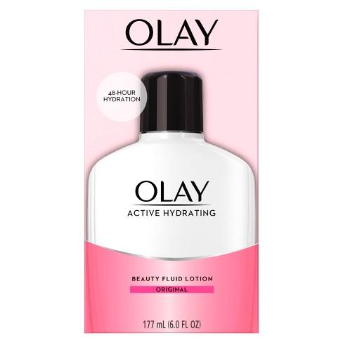 oil of olay beauty fluid
