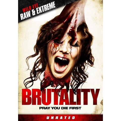 Brutality (DVD) - image 1 of 1