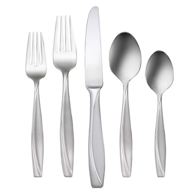 Oneida Camlynn 45pc Silverware Set