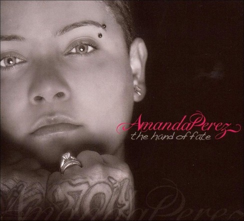 Amanda Perez - The Hand of Fate (CD) - image 1 of 1