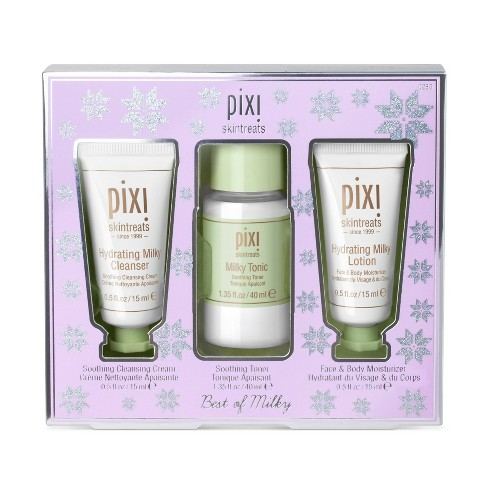Pixi By Petra Skin Care Set Best of Milky - 3pc - image 1 of 3