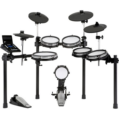 Simmons SD600 Expanded Electronic Drum Kit with Mesh Pads and Bluetooth