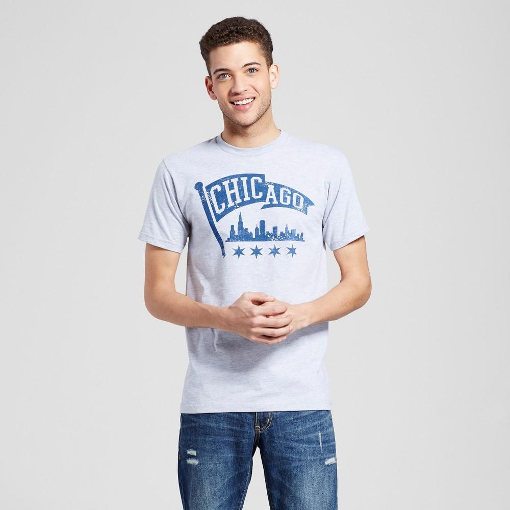 Men's Chicago Legendary T-Shirt M - Heather Gray