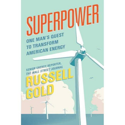 Superpower - by  Russell Gold (Hardcover) - image 1 of 1