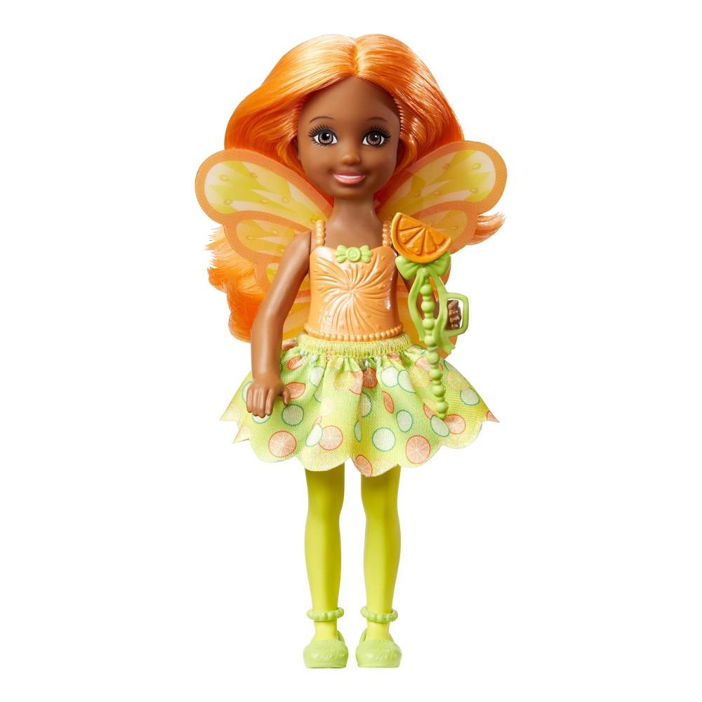 Barbie Dreamtopia Small Fairy Citrus Doll