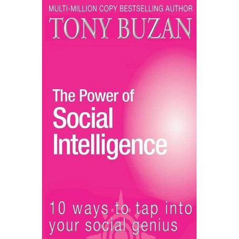 The Power of Social Intelligence - by  Tony Buzan (Paperback) - image 1 of 1