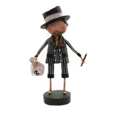 "Lori Mitchell 6.25"" Lil' Gangster Halloween  -  Decorative Figurines"