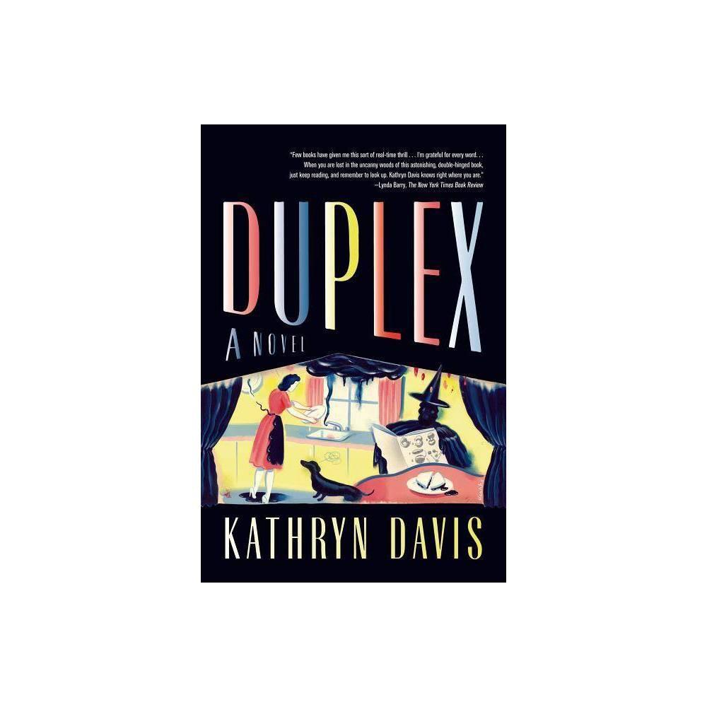 Duplex By Kathryn Davis Paperback