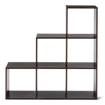 3-2-1 Cube Organizer Shelf 11  - Espresso - Room Essentials™