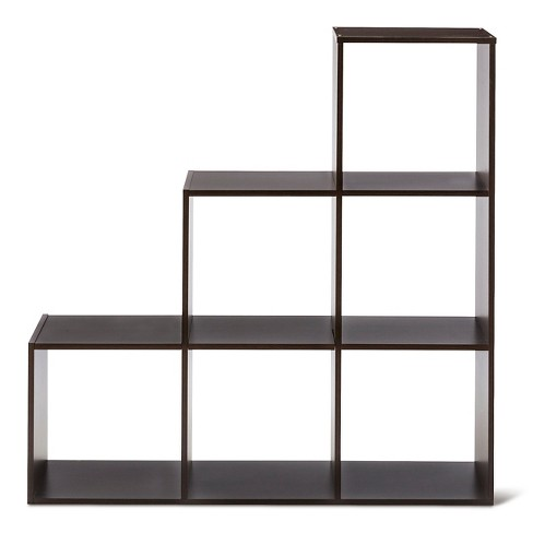 11 321 Cube Organizer Shelf Brown Room Essentials Target